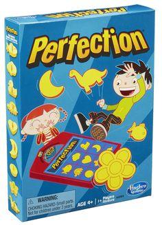 Perfection Game, Board Games - Amazon Canada