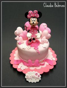 minnie cake sanya - claudia behrens | claudia behrens dekori… | Flickr