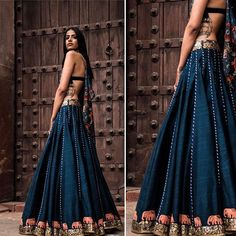 The midnight blues of Valaya in THE RANAS OF KACHCHH ... our current collection which celebrates our Royal Nomads in all their glory... #indiancouture #royalnomad #embroidery #valaya #jjvalaya #couture #style #highfashion #heritage #handmade #decadent #regal #indiamodern #glamour #valayacouture #royal #theworldofvalaya #embroidery #fashion #indianfashion #opulence #lehnga #theranasofkachch #thenewtradition #luxury