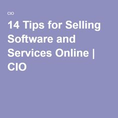 14 Tips for Selling Software and Services Online Software Sales, Online Sales, Sales And Marketing, Improve Yourself, Competitor Analysis, Tips, Things To Sell, Amazing, Inspiration