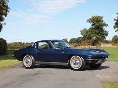 1964 Chevrolet Corvette Sting Ray C2 - Silverstone Auctions