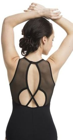 Taylor with mesh Leotard (Last Chance To Buy)