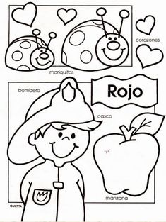 good for pre-k Spanish Lessons For Kids, Preschool Spanish, Spanish Lesson Plans, Elementary Spanish, Spanish Worksheets, Spanish Teaching Resources, Spanish Activities, Preschool Activities, Bilingual Classroom
