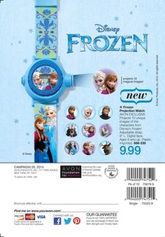 Frozen Watch  https://lyndafischer.avonrepresentative.com/