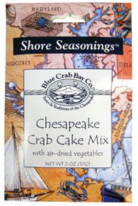 Blue Crab Bay Co. Chesapeake Crab Cake Mix