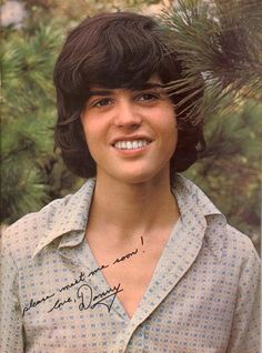 Donny Osmond Puppy Love  Just saw his show in Las Vegas and it was great. Wow love him  www.photopix.co.nz