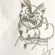 the bad cat