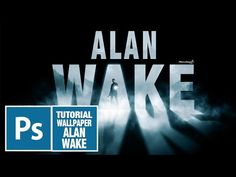 Tutorial photoshop fotomontaje estilo Alan Wake wallpaper by @ildefonsosegura - YouTube