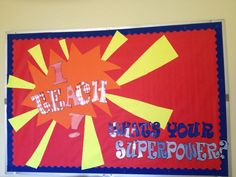 teacher lounge | Bulletin board. Teacher's lounge.
