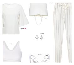 """""""NewChic"""" by s-thinks on Polyvore featuring Mint Velvet and adidas"""