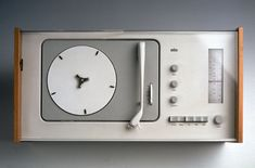 """Good design is as little design as possible"" — Dieter Rams / Braun SK 4 (1956)"
