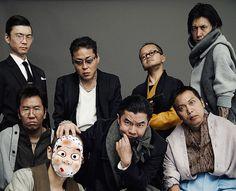 モデルは「全員悪人」 ザ・サカキの2014年秋冬コレクション公開の画像