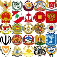National Emblems – Coat of Arms & Seal Wallpaper / Backgrounds ...pinapp.org -