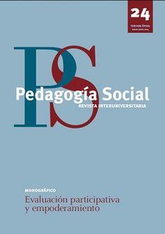 Pedagogía Social: revista interuniversitaria.  Publica desde 2013 la Universidad Pablo de Olavide y la Sociedad Iberoamericana de Pedagogía Social (SIPS). http://athenea.upo.es/record=b1001218