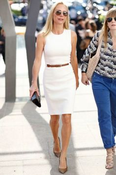 Always a Classic | Best-Dressed Street Style at New York's Fashion Week | Vanity Fair