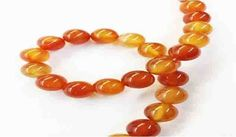 "1 Strands Carnelian Round Smooth Beads 8mm,10mm&12mm 14.5""Long. #luctsa"