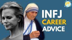 INFJ Jobs and Professions - INFJ Career Advice - YouTube