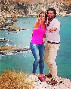مسلسل عربي متحد المشترك الوحيد المصري هو الفنان حسن الرداد  #مدرسة_الحب ✨