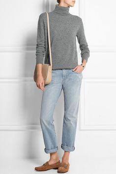 Equipment|Oscar cashmere turtleneck sweater|NET-A-PORTER.COM
