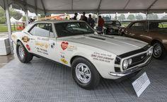 "1967 Bill Jenkins Chevrolet Camaro ""Grumpy's Toy"""