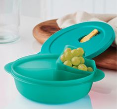 CrystalWave® Lunch'n Dish with Cold Cup - Save 50% - Reheat last night's leftovers or plan ahead your on-the-go lunch. Keep salad or dessert in separate Cold Cup. (Reg. $23) - $11