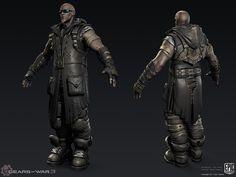Gears of War 3: Naver blog