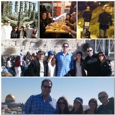 Private Guided Familly Britvain Tour in Jerusalem by Tour Guide Meir More: http://www.ibookisrael.com/guide/meir-more