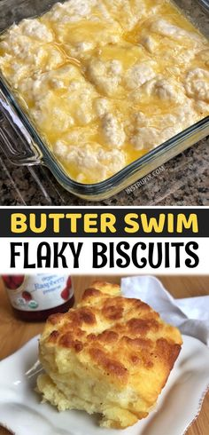 Great Recipes, Favorite Recipes, Buttery Biscuits, Good Food, Yummy Food, Biscuit Recipe, C'est Bon, Have Time, Side Dish