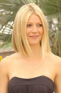 Gwyneth Paltrow's Medium Hairstyle