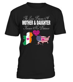 The Love Between Mother And Daughter Knows No Distance - Ireland - the United States #Ireland