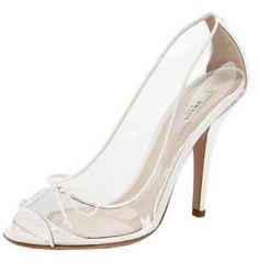 I had a dream once about shoes like this . . .