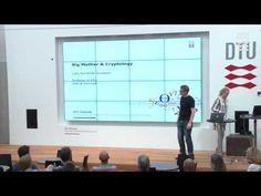 Big Brother, Edward Snowden og Privatlivets Fred - DTU