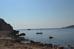 #Boat in the #ocean #Gozo