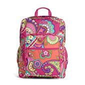 Lighten Up Large Backpack in Pink Swirls | Vera Bradley - Find this at The Grey Fox, Tallahassee, FL