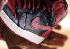 """#sneakers #news Jordan Brand Teases The Upcoming Air Jordan 1 """"Bred"""" Release"""