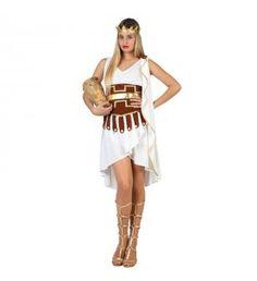 Disfraz de Emperadora Romana Adulto