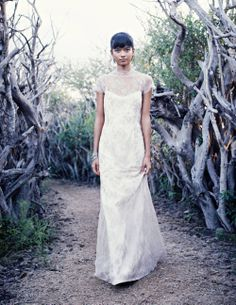 Wedding Gowns Fall 2012 Photography by Bettina Lewin; Styled by Sophie Pera
