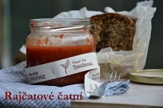 TynaTyna: Rajčatové čatní Candle Jars, Candles, Chili, Dairy, Beef, Cheese, Food, Meat, Chile