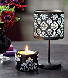 Forbidden Boudoir Candle Lamp  Order online at hannahlloyd.partylite.co.uk or like Candle Parties with Hannah on Facebook to book parties in and around Aberdeen & Edinburgh!