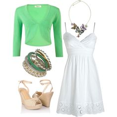 """Spring Fashion 2011"" by chaoticperspectives on Polyvore"