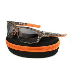 a3a529a129f Camo Black Polarized Sunglasses
