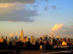 The unrivaled NYC skyline