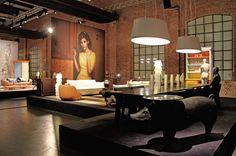#Moooi & #ErwinOlaf at #TheUnexpectedWelcome exhibition at Milan Design Week