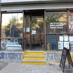 c-squat / museum of reclaimed urban space