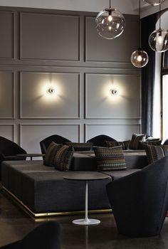 The Renewed INTRO Restaurant and Club in Kuopio, Finland | http://www.yatzer.com/intro-kuopio-finland
