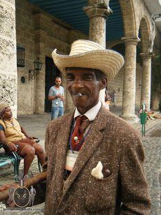Summer Coat & Hat Cuba