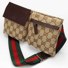 yes it's a gucci fanny pack. yes i want it.