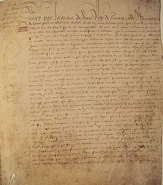 The Edict of Nantes, issued on 13 April 1598, by Henry IV of France, granted the Calvinist Protestants of France (also known as Huguenots) substantial rights in a nation still considered essentially Catholic. In the Edict, Henry aimed primarily to promote civil unity.[1] The Edict separated civil from religious unity, treated some Protestants for the first time as more than mere schismatics and heretics, and opened a path for secularism and tolerance.