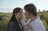 Matthew MacFadyen as Fitzwilliam Darcy and Keira Knightley as Elizabeth Bennet in Pride and Prejudice Matthew Macfadyen, Keira Knightley Movies, Kira Knightley, Mr Darcy And Elizabeth, Elizabeth Bennett, Pride And Prejudice Elizabeth, Pride & Prejudice Movie, Pride And Prejudice Fanfiction, Pride And Prejudice Quotes