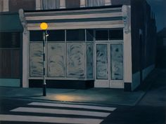 Zebra Crossing by George Shaw Urban Landscape, Landscape Art, Landscape Paintings, Landscape Photography, Landscapes, Architecture Details, Architecture Art, English Artists, A Level Art